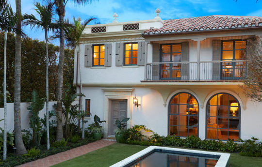 Statewide Mizner Awards Honors Palm Beach Architects, Design Pros, Projects