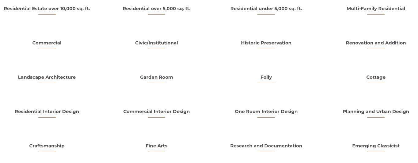 AMA Categories ICAA Florida