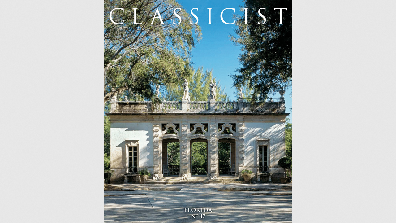CLASSICIST No. 17 Florida : An Evening with Elizabeth Plater-Zyberk, Beth Dunlop, and Teófilo Victoria