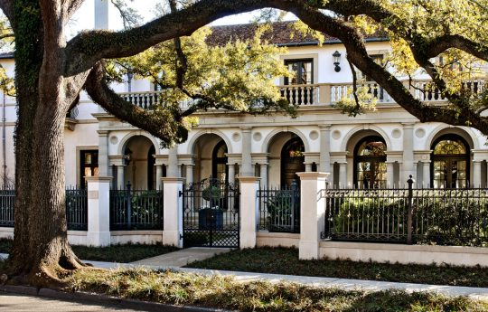 This Handsome New Orleans Mansion Isn't Quite What It Seems