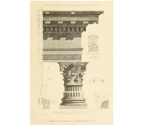 The Corinthian Order - Classical Architecture